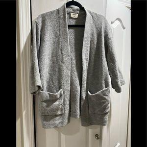 Aritzia Wilfred Brullon sweater cardigan XS